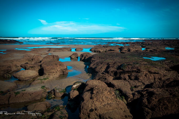 Rebecca Helen Photography Scarborough tide pools