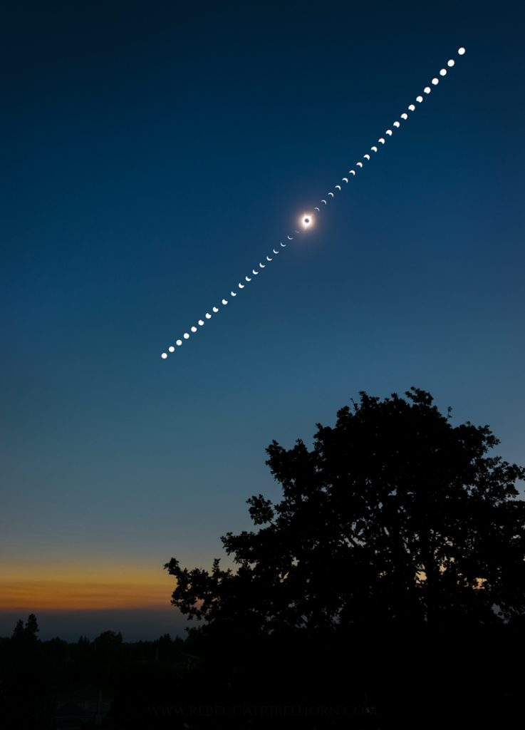 *Eclipse Landscape Composite
